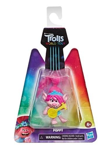 Hasbro Trolls World Tour Figür E6568-E6804 Renkli